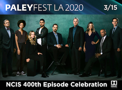 PaleyFest: NCIS - 400th Episode Celebration